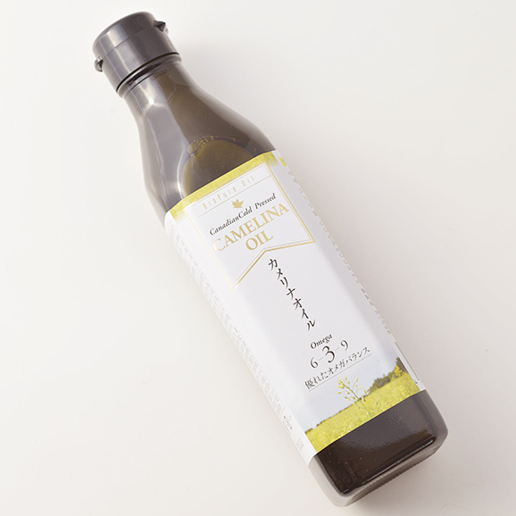 BioPure-oil社 カメリナオイル 【270g】