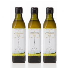 BioPure-oil社 カメリナオイル 【270g×3本】