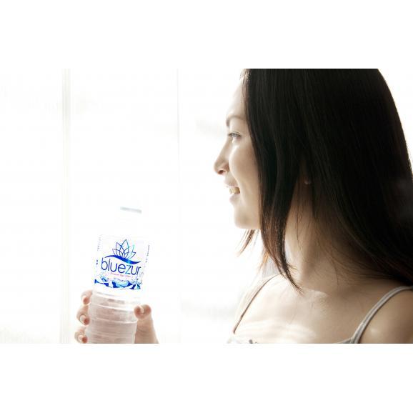天然水bluezur(ブルージュール) 【1L x 12本】 02
