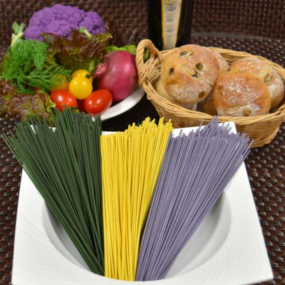 今話題のスーパーフード『マカ』と『ウコン』を練り込んだ本格手延べ麺のヘルシーパスタ03