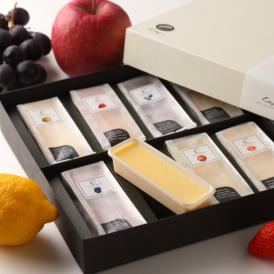 広島県の特産フルーツをふんだんに使用した濃厚チーズケーキセット