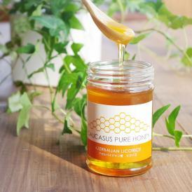 アジアでは非常に希少で珍しい、リコリスの花を蜜源にした蜂蜜!
