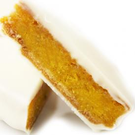 安納芋トリュフ単品(ホワイトチョコレート)