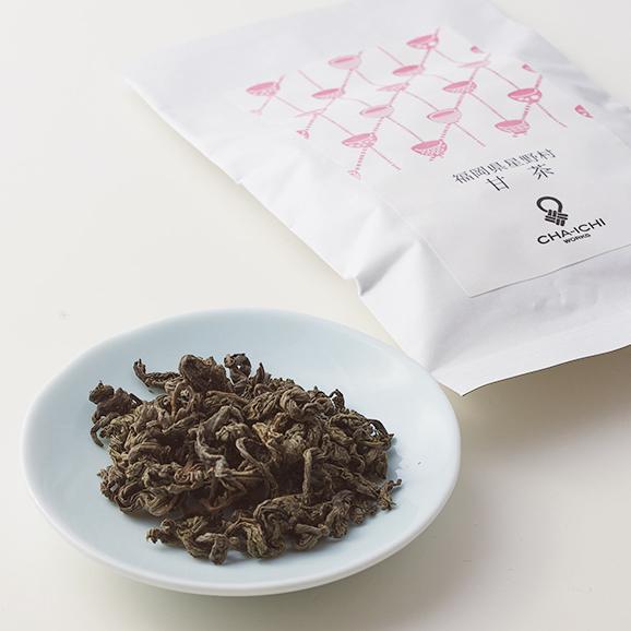 数量限定【星野村の甘茶 リーフ30g】【メール便可】06