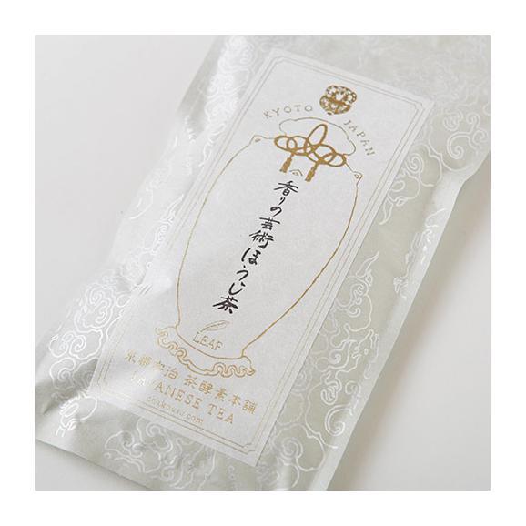 香りの芸術ほうじ茶 リーフ01