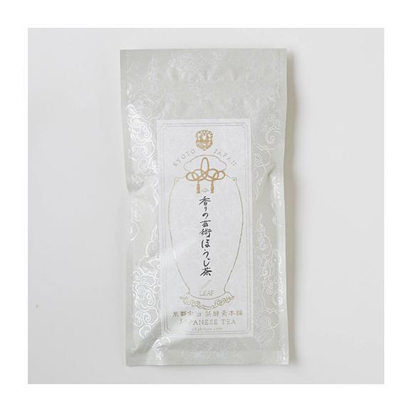 香りの芸術ほうじ茶 リーフ02