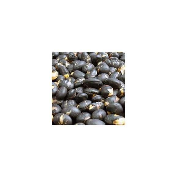煎り黒豆 120g 北海道産 国産 いりくろ 黒豆 無添加 黒大豆 無調味 無塩 健康 おやつ 雑穀03
