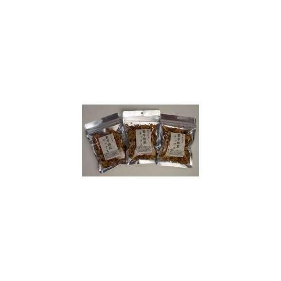 菊芋 国産 熊本県産 チップス 30g 3袋セット02
