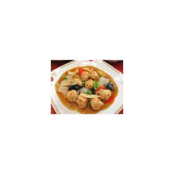 鶏つくねの旨煮あんかけ(200g)