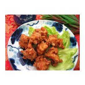 若鶏の唐揚げ(8個) 【調理済み】