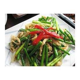 ニンニクの芽と豚肉の中華炒め(170g)