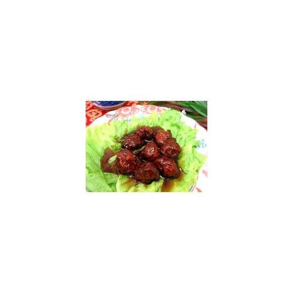 肉団子甘酢あんかけ(8個)