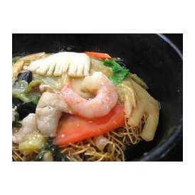 料理歴40年以上のランさんの作る 揚げそばの中華あんかけ (1人前:350g)ご飯・麺類
