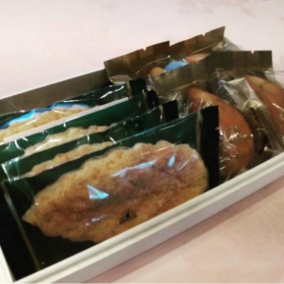 いちじくアマンドケーキと リーフパイ ギフト01
