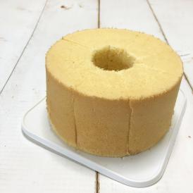 プレーンシフォンケーキ(8カット済)