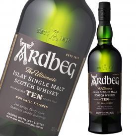 アードベッグ10年 700ml ウイスキー スコッチ アイラモルト