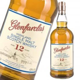 グレンファークラス 12年 700ml スコッチ ウイスキー