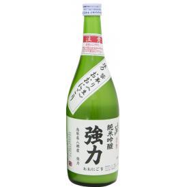 純米吟醸強力 おおにごり生(1.8ℓ)