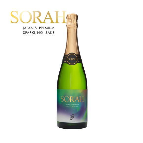 日本酒スパークリングSORAH01