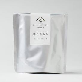 雪ふる山のおそぶき茶 ひる茶