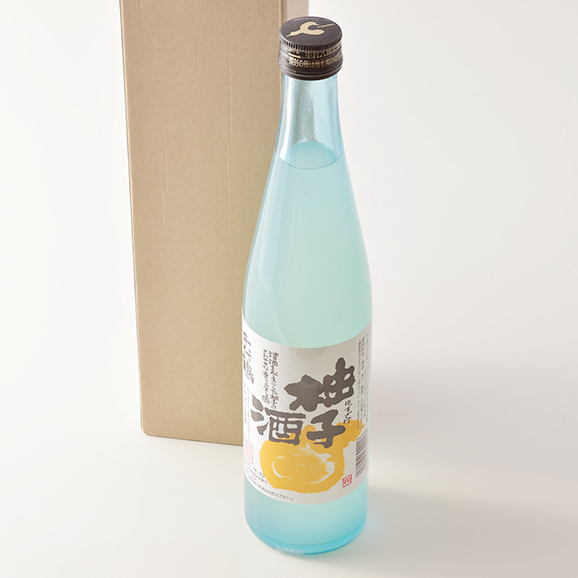 千代鶴 柚子酒(ゆずざけ) 500ml03