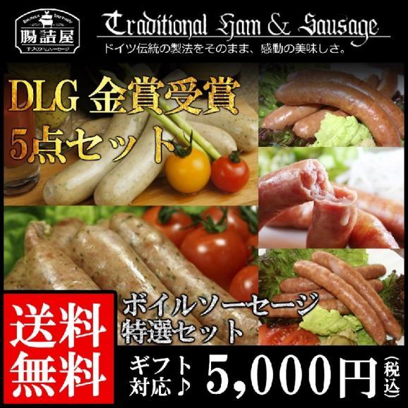 御歳暮に!調理簡単ボイルセット (送料込み)01