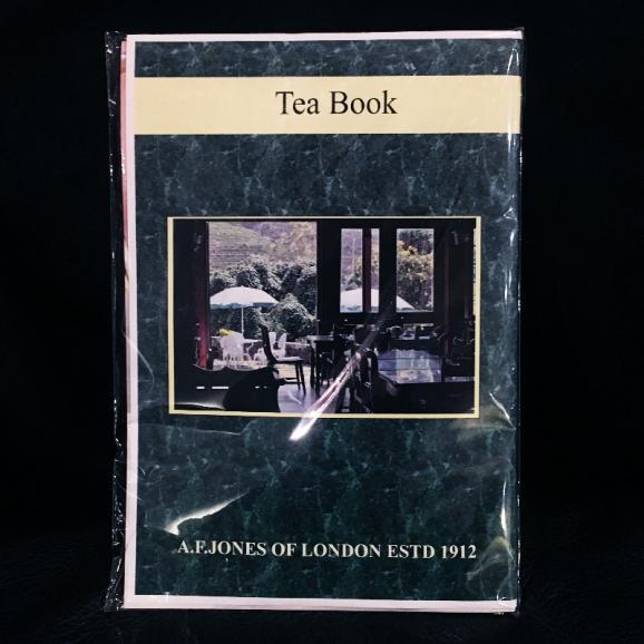 Tea Book ティーブック【2g×22個 プラス1.5g×3個 】01