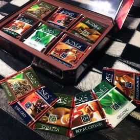 贈る側も受ける側もご満悦いただけるA.F.JONES TEAのギフトセット!