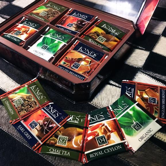 Black Tea Gift Set 60 ブラックティー ギフトセット60【2g×60個 】01