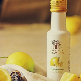 AZADA(アサーダ)オリーブオイル・レモン