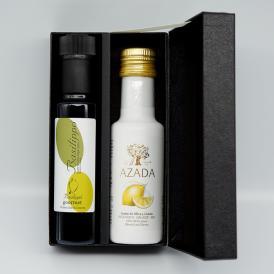 AZADA(アサーダ)オリーブオイル レモン・バシリッポグルメ