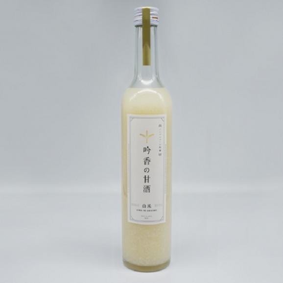 吟香の甘酒(白米)500g01