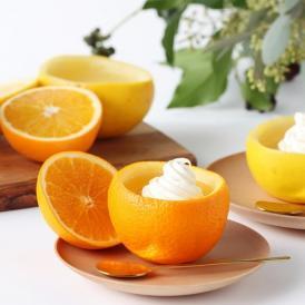 厳選された果物を丸ごと使った贅沢なフルーツゼリー