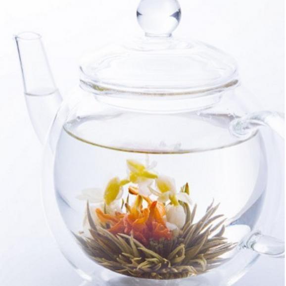 ~ウェディングに花咲くお茶~アソート2缶+丸ポット付きギフト02