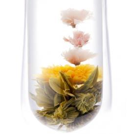 桜の工芸茶 ~春を待つ恋のお茶~ 櫻花恋歌 クロイソス康藝銘茶