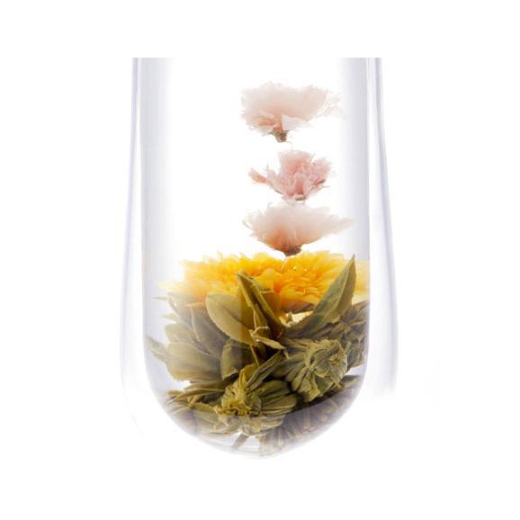 桜の康藝銘茶 #96 櫻花恋歌(おうかれんか)サクラサク ~春を待つ恋のお茶~01