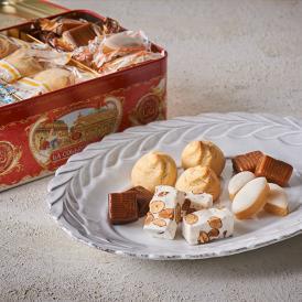 ラ・キュール・グルマンドの人気商品5種類が入っています。