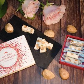 南仏プロヴァンスの代表的なお菓子ヌガーのミニボックス