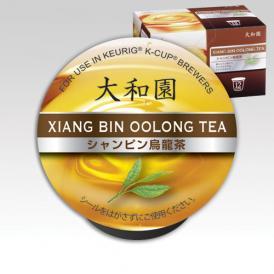 KEURIG K-Cup(キューリグ Kカップ)大和園 シャンピン烏龍茶