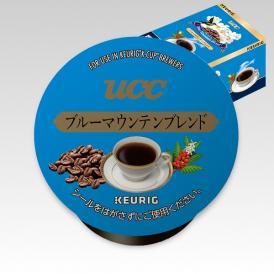 KEURIG K-Cup(キューリグ Kカップ)UCC ブルーマウンテンブレンド