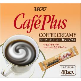 UCC コーヒークリーミー カフェプラスST3g 40本(スティック)