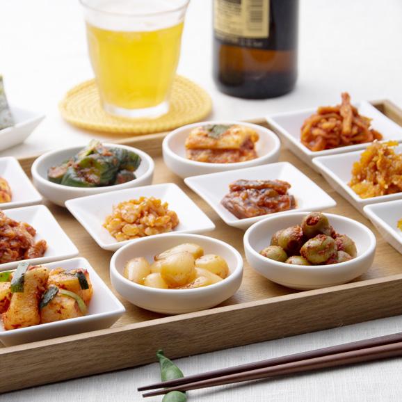 【送料無料】【1日限定20セット】伝統の約束 人気キムチ7種味わいセット05