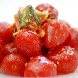 【1日限定20セット】【季節限定商品】*Vegeキムチ* 果実みたいなトマトベリー(トマトキムチ)