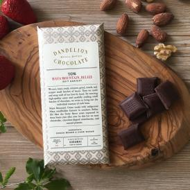 ダンデライオン・チョコレート マヤ・マウンテン, ベリーズ 70%(カカオ70%)