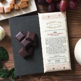 ダンデライオン・チョコレート カアボン, グアテマラ 70%(カカオ70%)