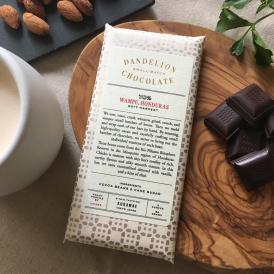 ダンデライオン・チョコレート ワンプゥ, ホンジュラス 70%(カカオ70%)