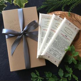 【送料無料】【1日限定10個】ダンデライオン・チョコレート 蔵前チョコレート・コレクション(3枚)(カカオ70%)
