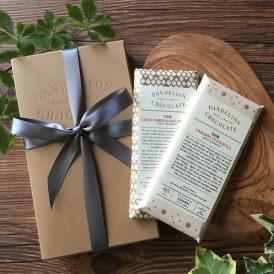 ダンデライオン・チョコレート チョコレート・コレクション(2枚)(カカオ70%)