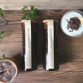 ダンデライオン・チョコレート ホットチョコレートミックス&カカオニブセット