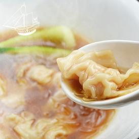 こだわりの手包み海老ワンタン春雨スープ(えび)(はるさめ)(わんたん)(手作り)(天津飯)(イトヨリ)
